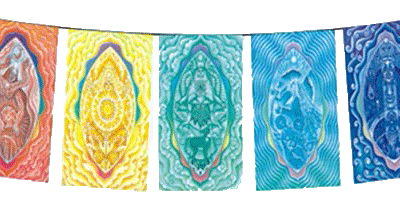 Chakra-rainbow