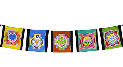 Yantra flags
